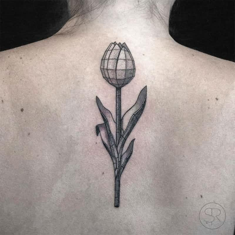36 Best Tulip Tattoos That You Wish Had Brainy Readers