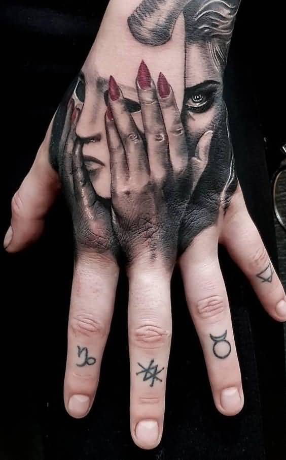 50 Best And Beautiful Hand Tattoos Designs That Are Unique And Subtle Brainy Readers
