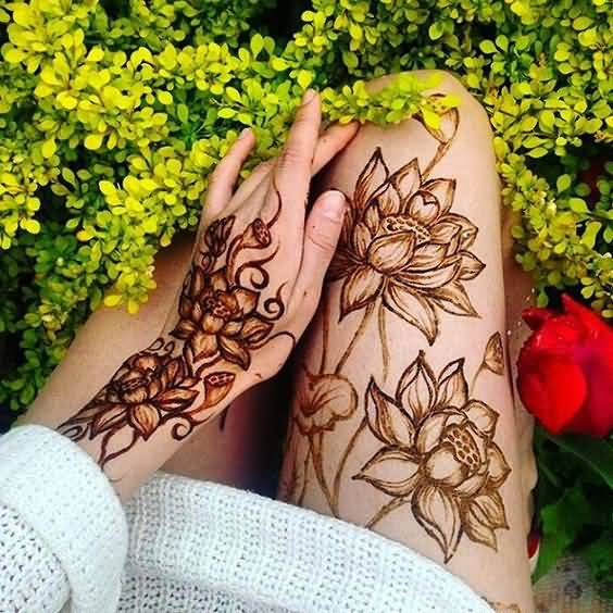 Henna Tattoo Designs And Meanings: 40 Best Henna Tattoo Designs And Meanings That Are