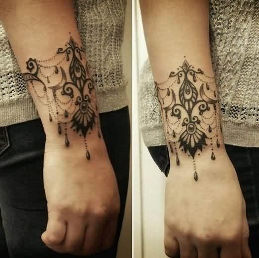 44 Beautiful Wrist Tattoos That Makes You Inspired Brainy Readers