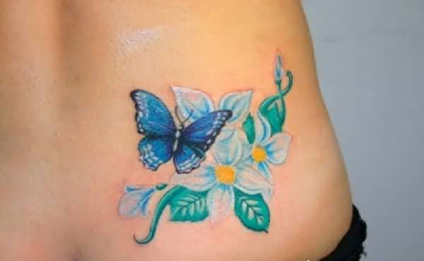 30 Beautiful Butterfly Tattoos To Grab Everyone S Attention Brainy Readers