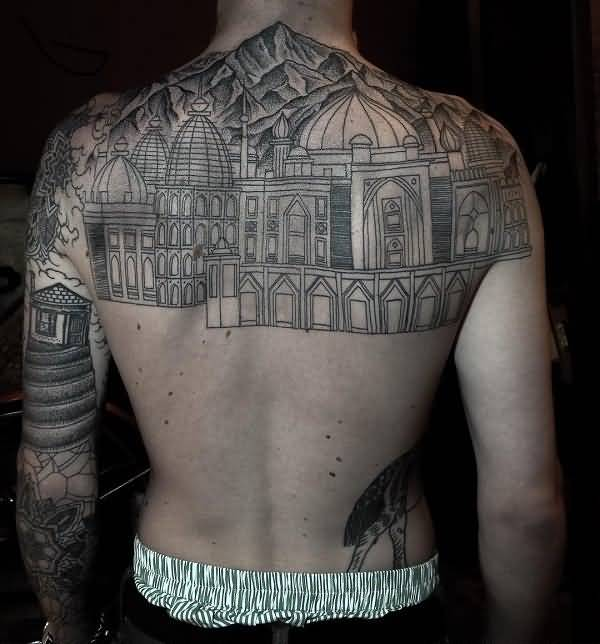 20 Stunning Back Tattoos To Embellish Your Back Brainy Readers