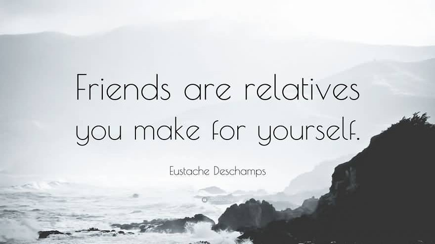 best friend quotes which describe the depth of friendship