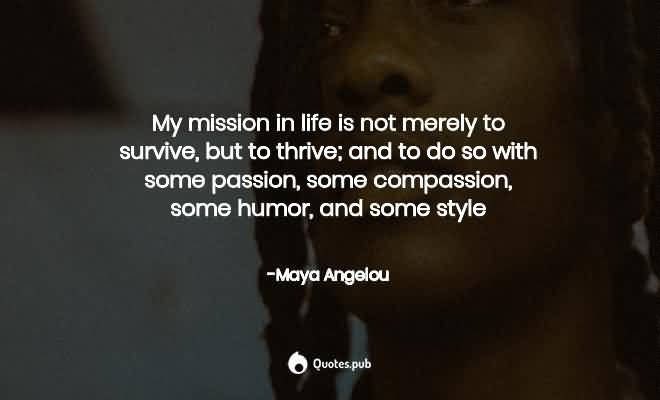 33 Positive Maya Angelou Quotes That Gives Hope To All ...